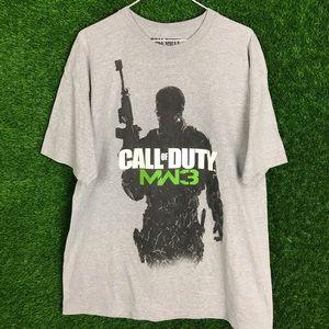 COD Call Of Duty MW3 Modern Warfare 3 Shirt 2012